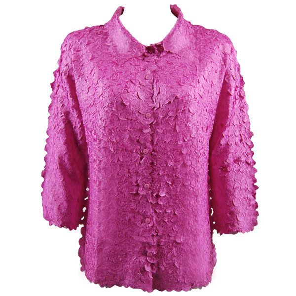 Petal Shirts - Blouse - Solid Orchid