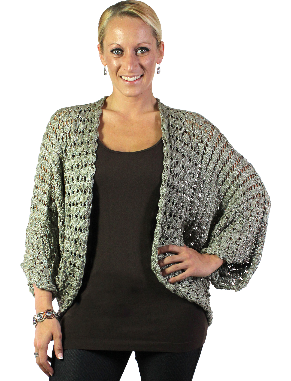 Shrugs - Crochet PYX
