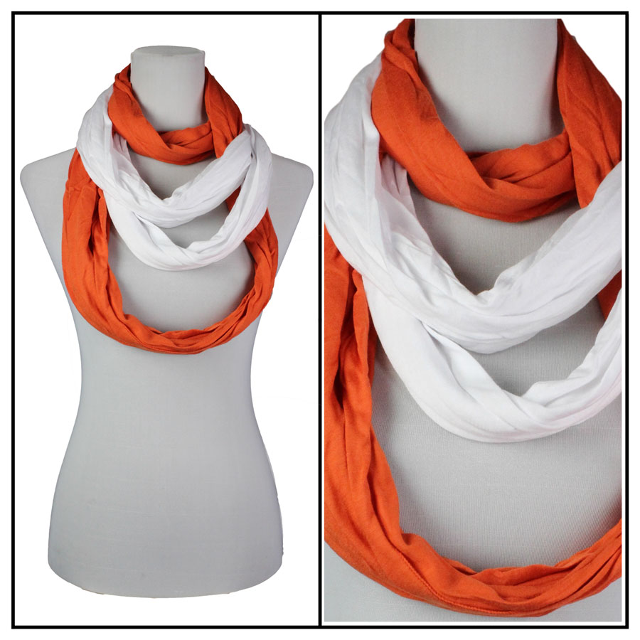 C Double Infinity Scarves - Team Spirit 200*