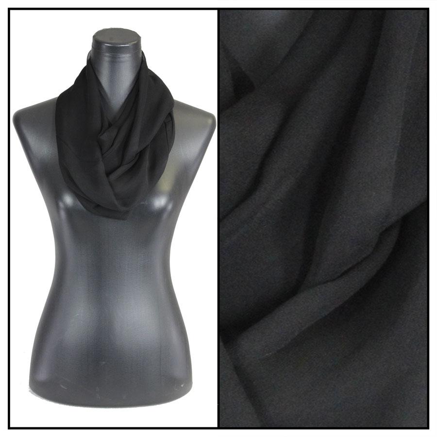 Infinity Silky Dress Scarves