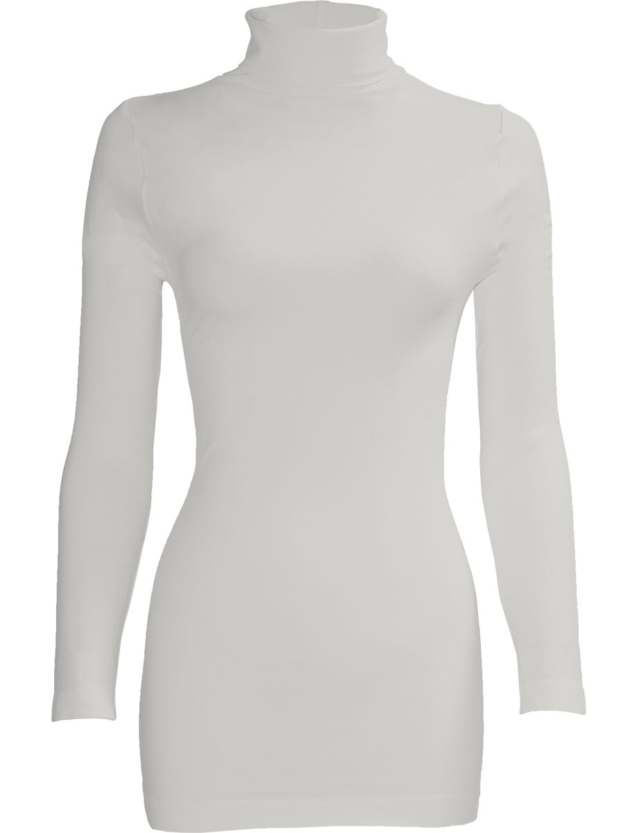 Magic SmoothWear Long Sleeve Turtleneck
