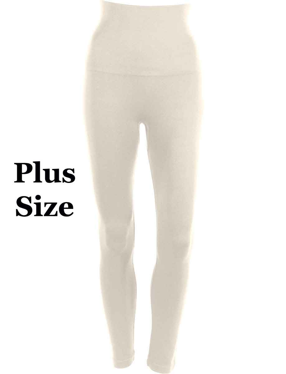 Ivory Plus Magic Tummy Control SmoothWear Leggings