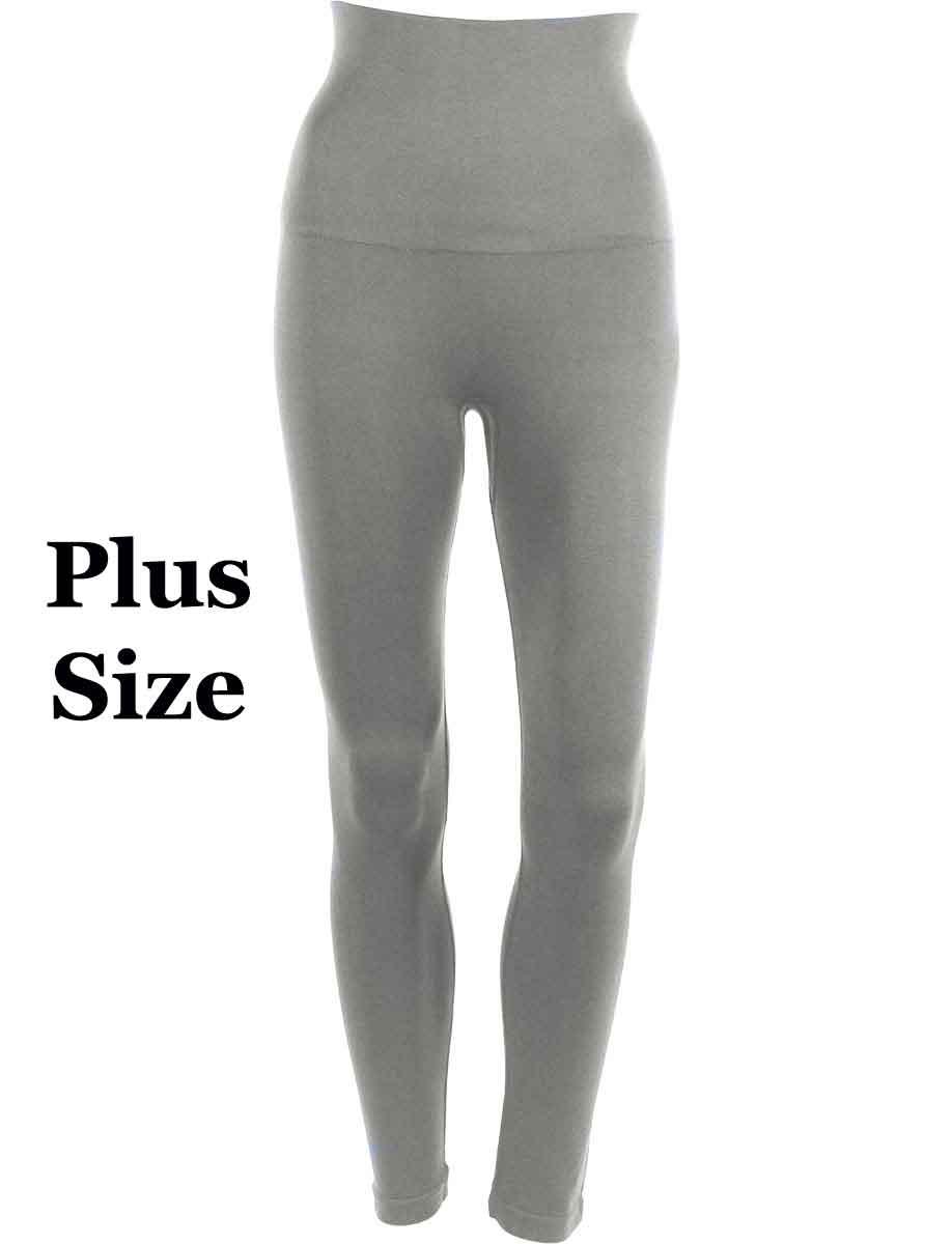 Silver Plus Magic Tummy Control SmoothWear Leggings