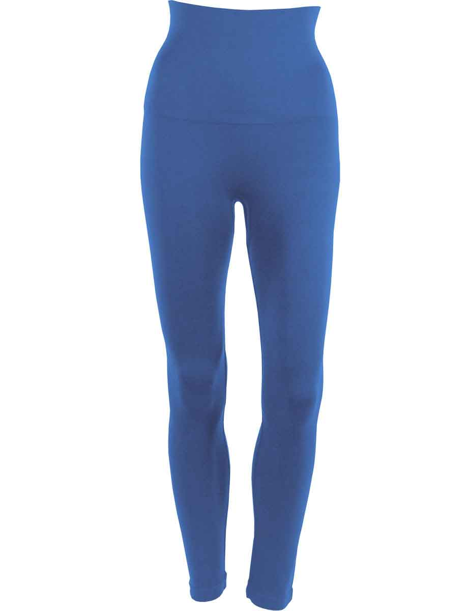 Magic Tummy Control SmoothWear Leggings - Blue Magic Tummy Control SmoothWear Leggings