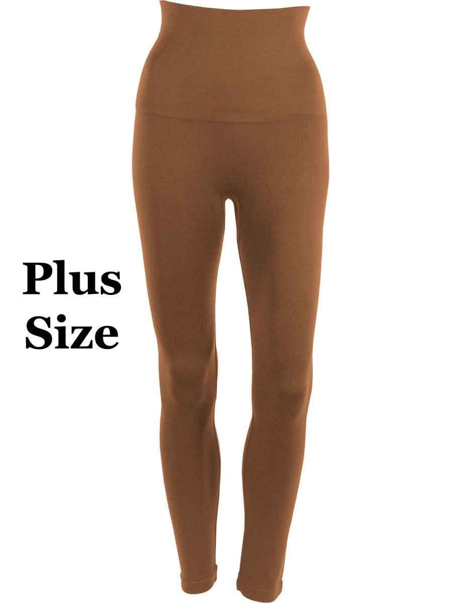 Mocha Plus Magic Tummy Control SmoothWear Leggings