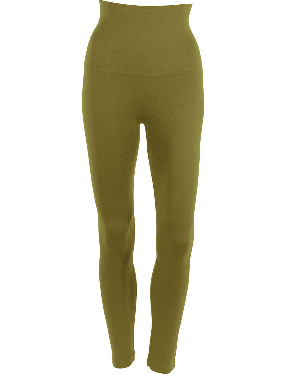 Magic Tummy Control SmoothWear Leggings - Avocado Plus Magic Tummy Control SmoothWear Leggings
