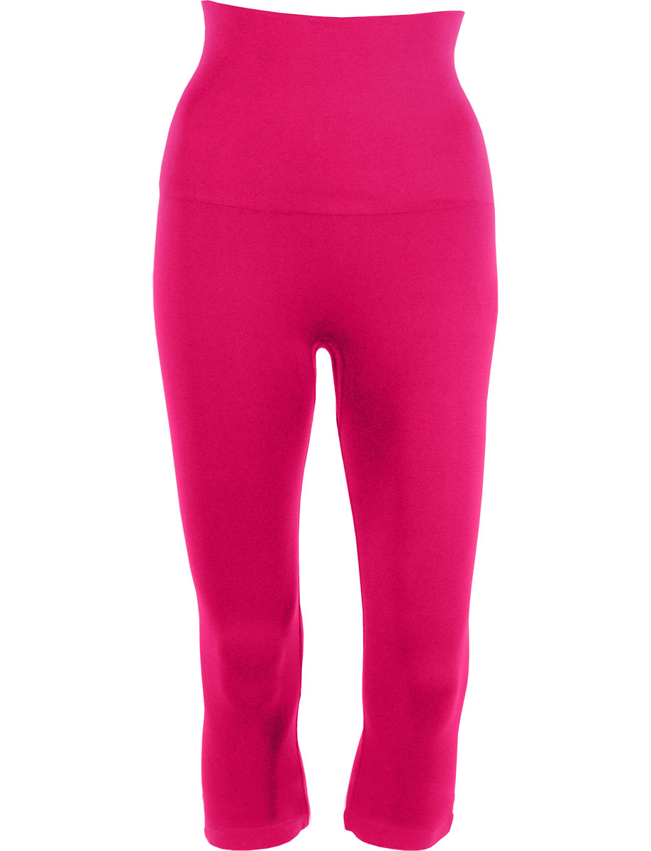 Magic Tummy Control SmoothWear Capri Leggings
