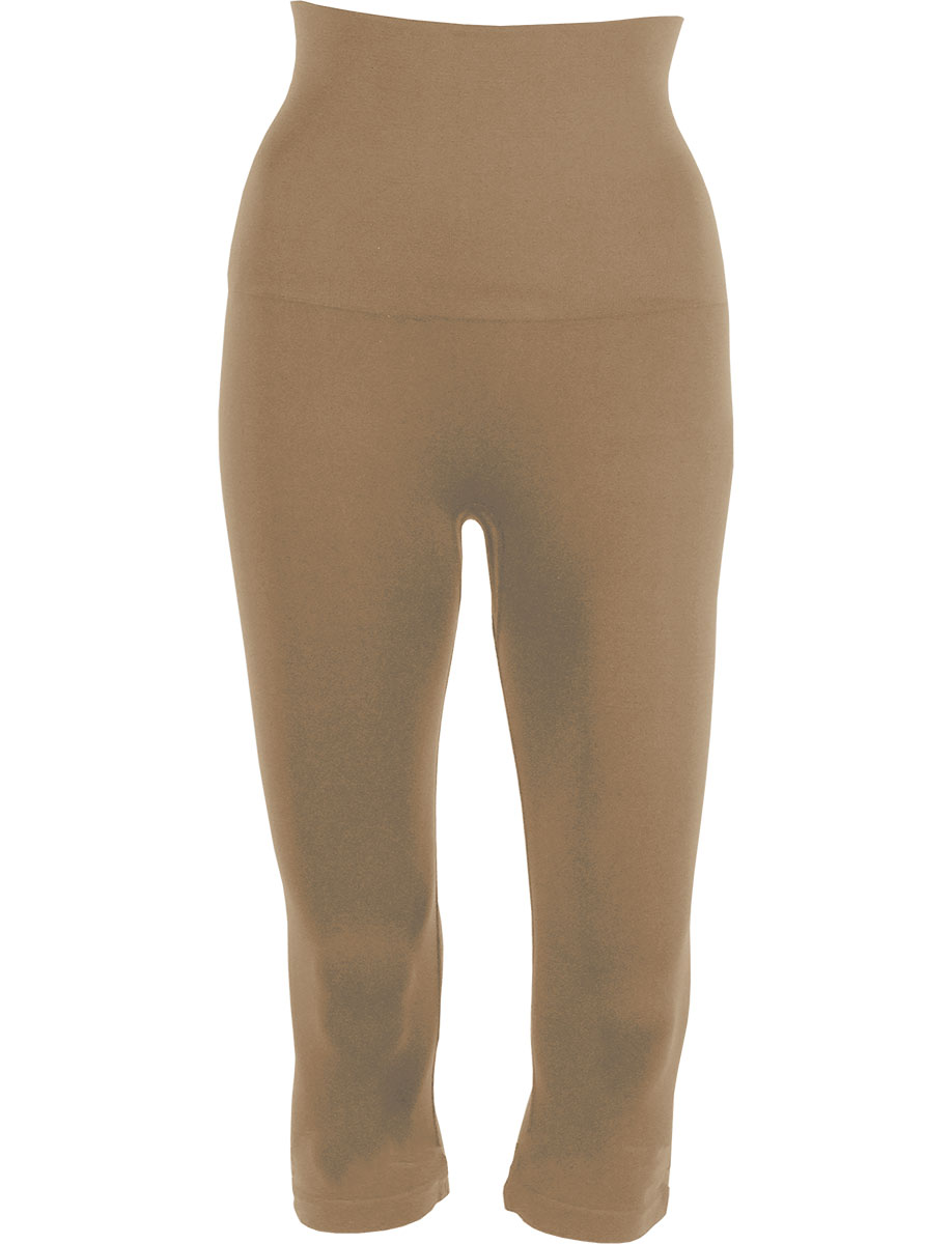 Magic Tummy Control SmoothWear Capri Leggings