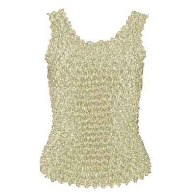 Wholesale Gourmet Popcorn - Tank Tops Pearl - One Size (S-XL)