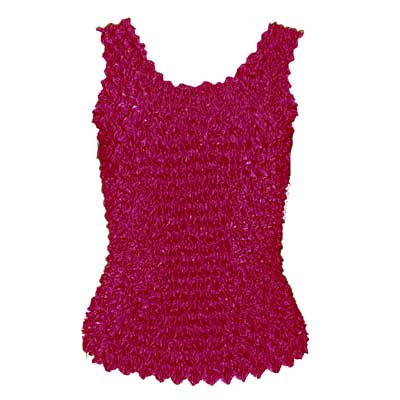 Wholesale Gourmet Popcorn - Tank Tops Beet - One Size (S-XL)