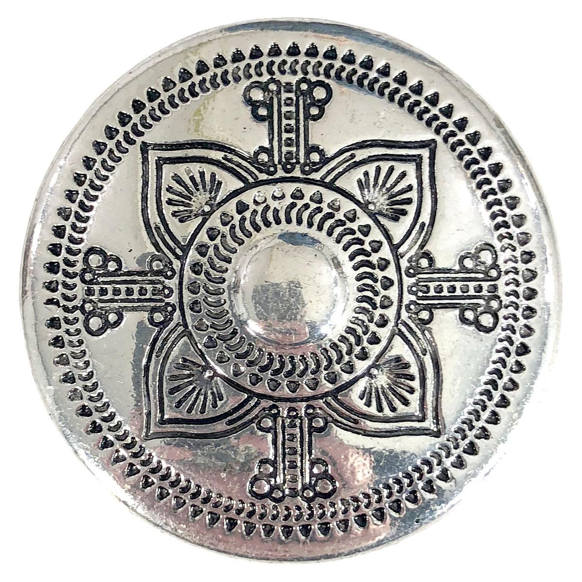 Magnetic Brooches - Artful Design - Plain Back