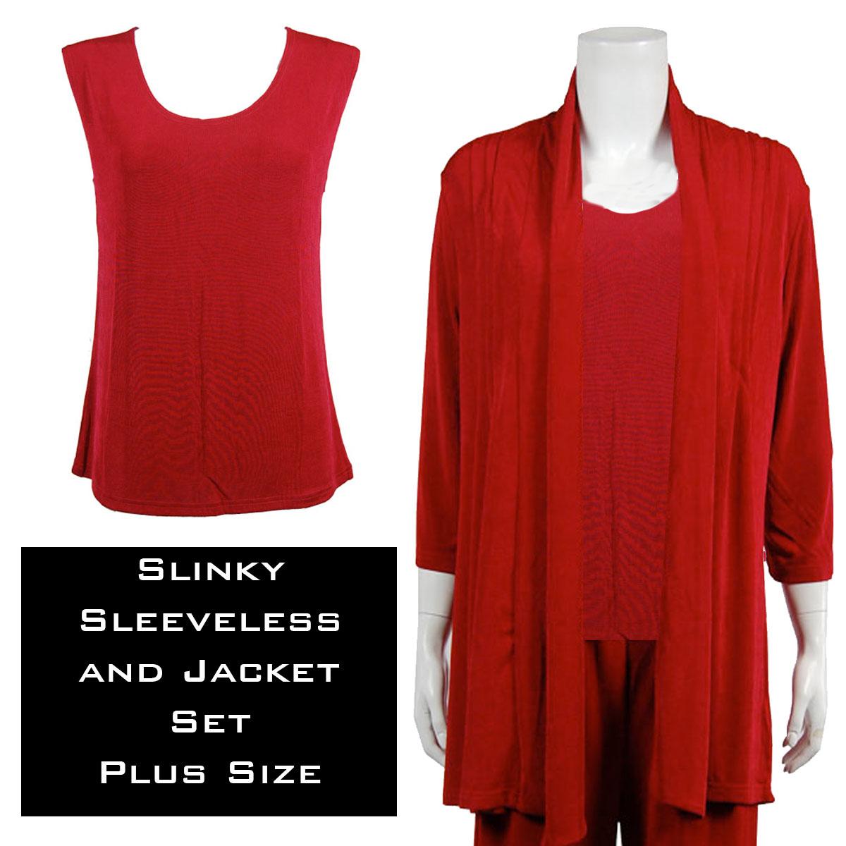 Slinky Jacket Set