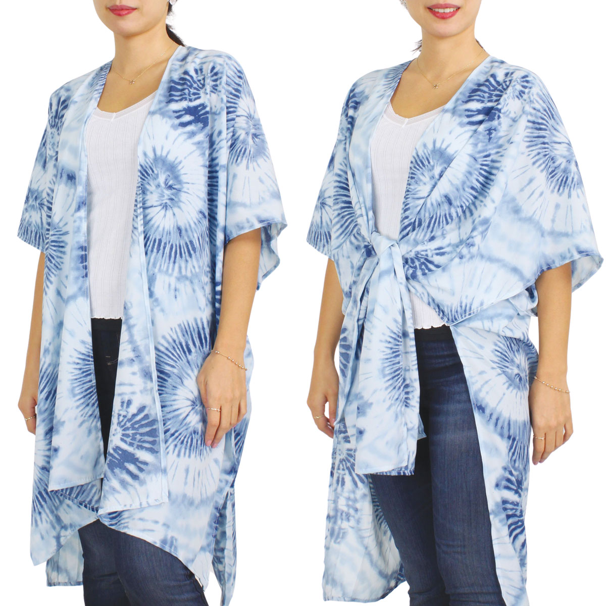 Kimono - Tie Dye 9923