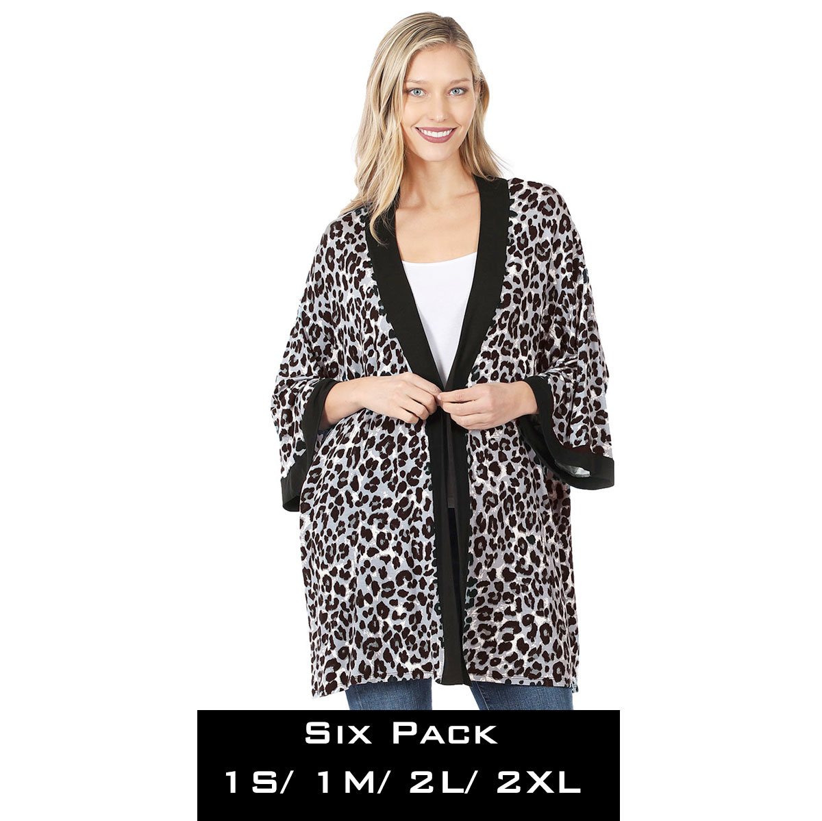 Kimono - Leopard Print 43051