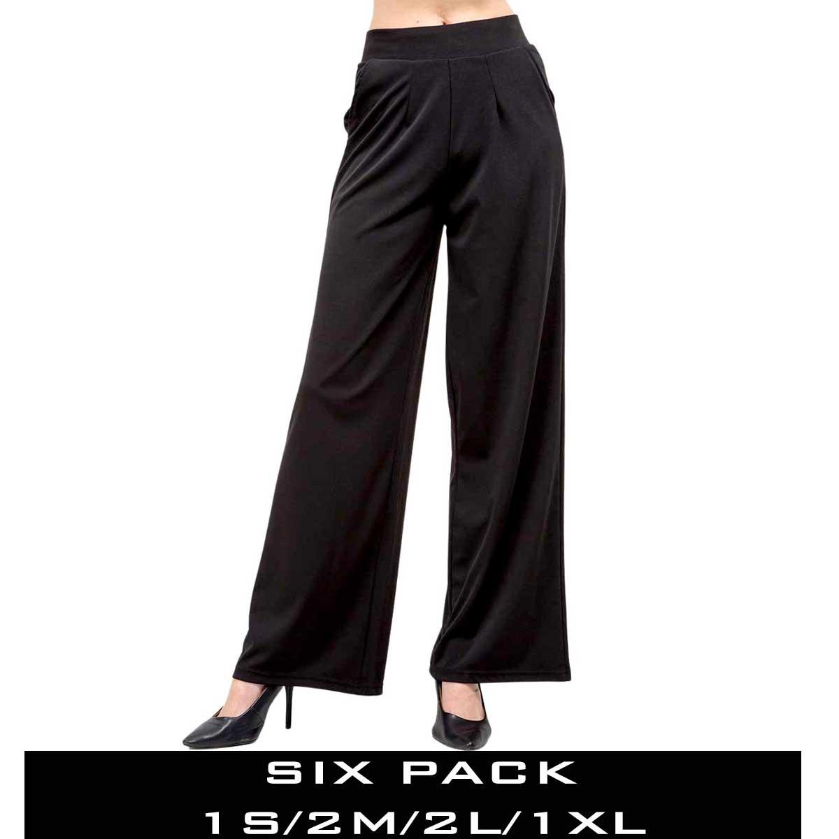 PANTS  Wide Leg DP02