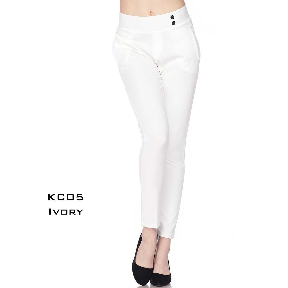 Pants - Knit Crepe KC05