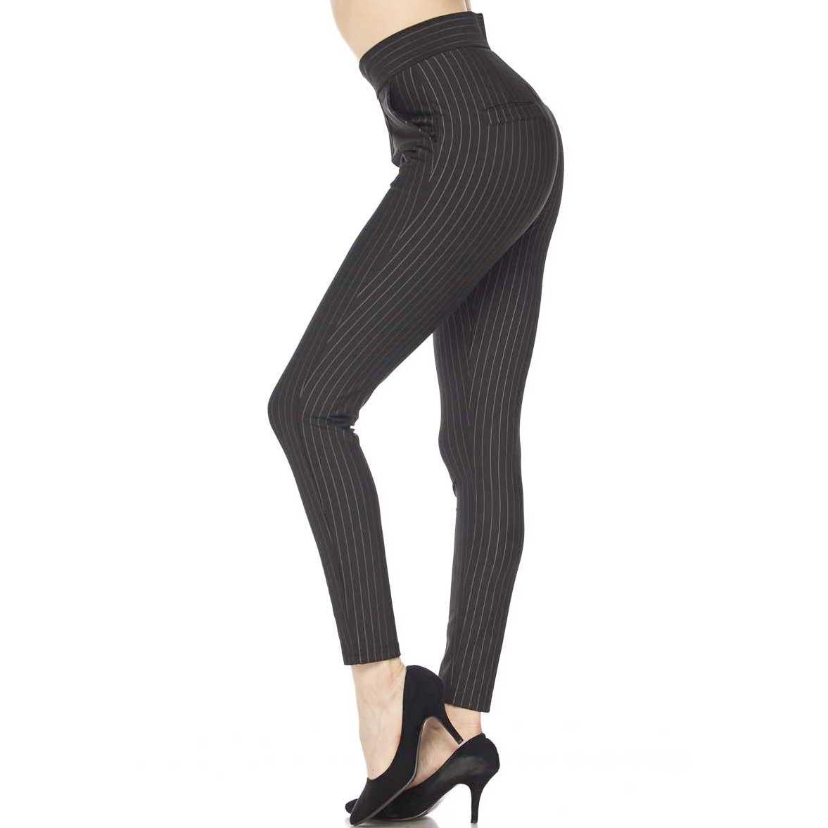 Pants - Stretch Stripes YS04