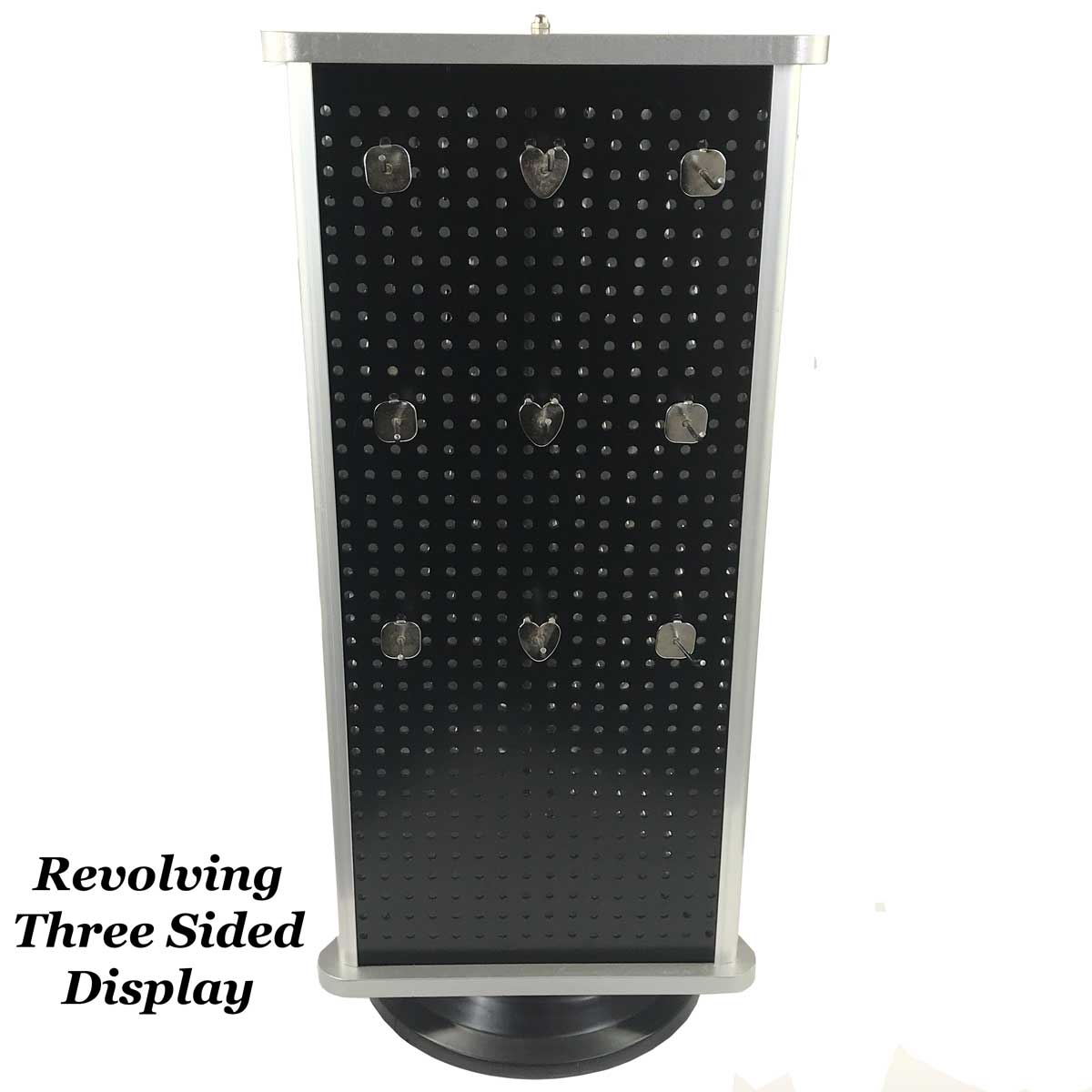Wholesale Display & Merchandising (Many are Free) Revolving Three Sided Display -