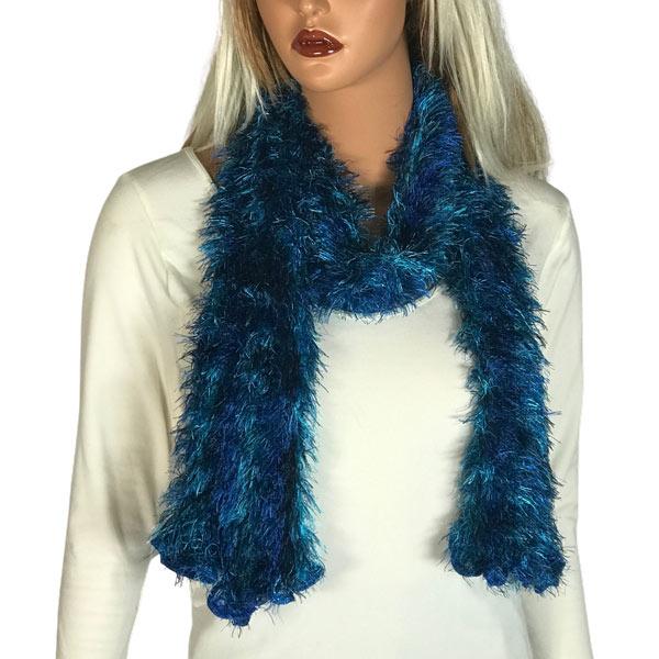 Wholesale Original Moa Boa Magic Scarves  Multi Royal -
