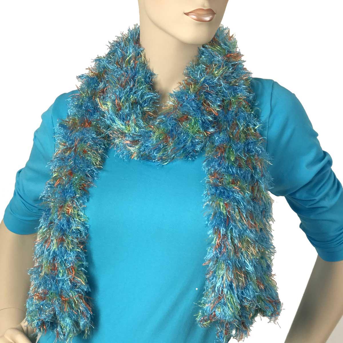 Wholesale Original Moa Boa Magic Scarves  Fiesta Turquoise -