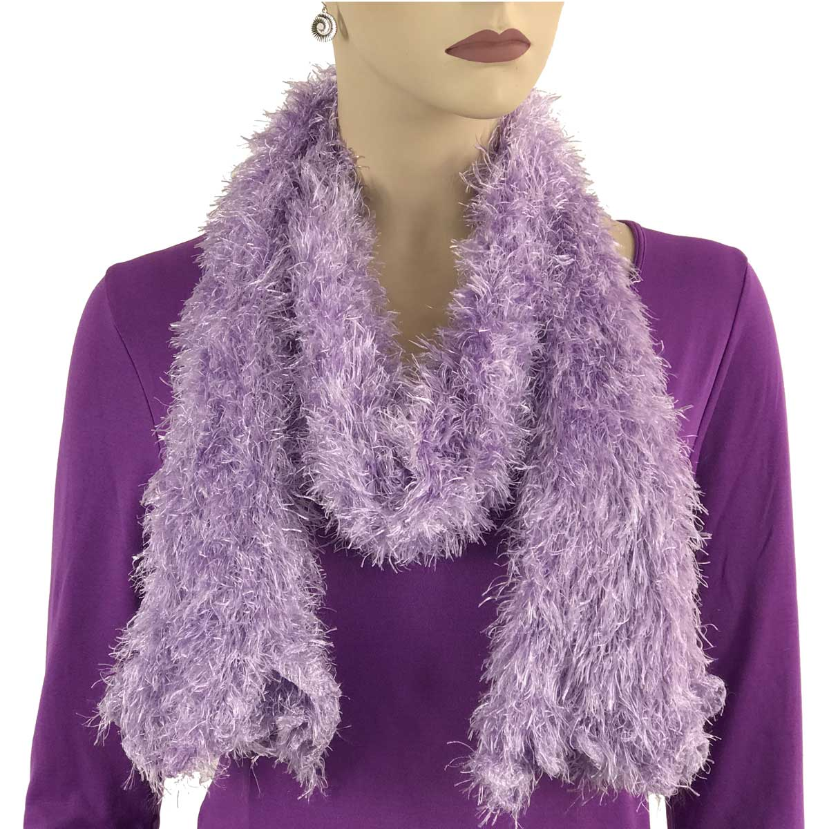 Wholesale Original Moa Boa Magic Scarves  Lilac Moa Boa Magic Scarf -