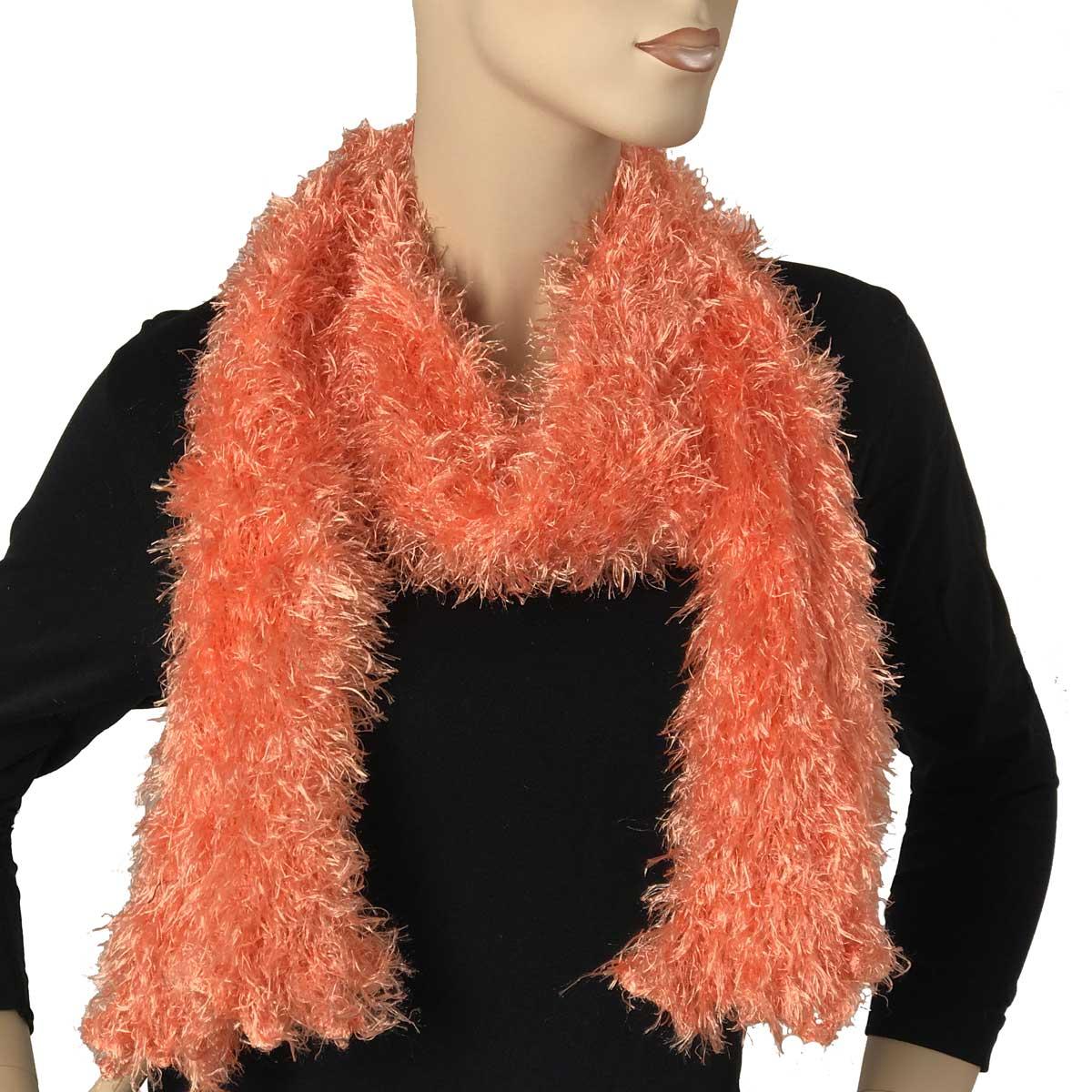 Wholesale Original Moa Boa Magic Scarves  Tangerine -
