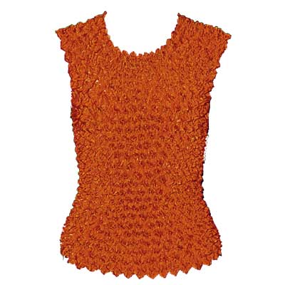 Wholesale Gourmet Popcorn - Sleeveless Paprika - One Size (S-XL)