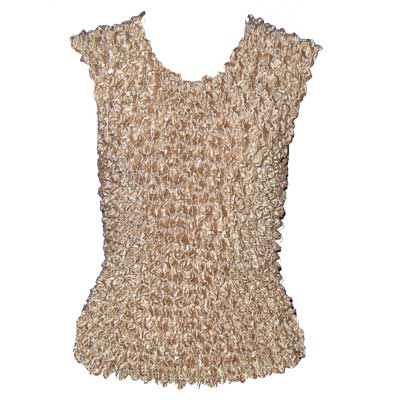Wholesale Gourmet Popcorn - Sleeveless Champagne - One Size (S-XL)