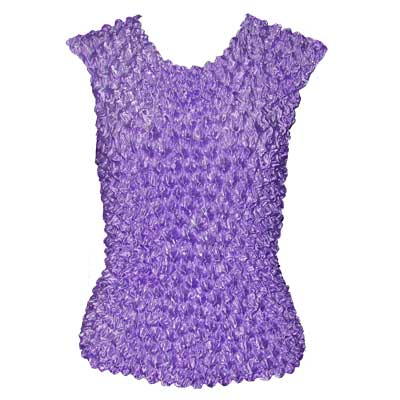 Wholesale Gourmet Popcorn - Sleeveless Light Violet  - One Size (S-XL)
