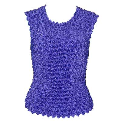 Wholesale Gourmet Popcorn - Sleeveless Blueberry - One Size (S-XL)
