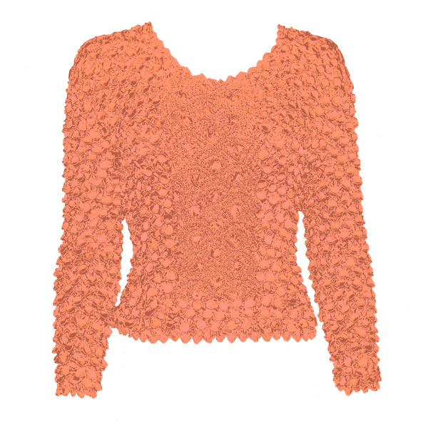 Wholesale Coin Fishscale - Long Sleeve Salmon Coin Fishscale - Long Sleeve - One Size (S-XL)