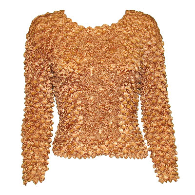 Wholesale Coin Fishscale - Long Sleeve Butterscotch Coin Fishscale - Long Sleeve - One Size (S-XL)