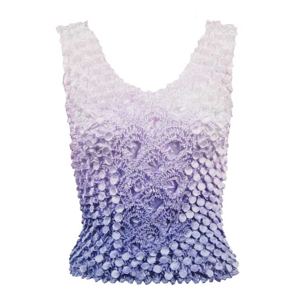 Wholesale Coin Fishscale - Tank Top Two-Tone Purple - One Size (S-XL)