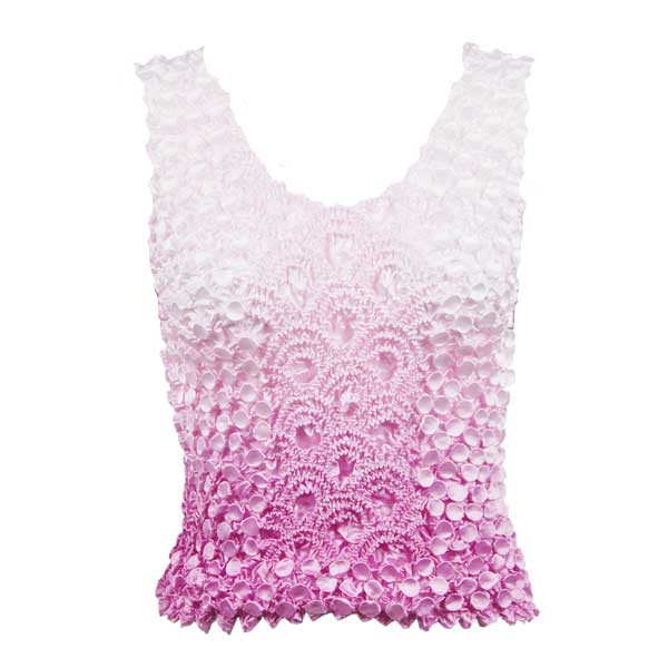 Wholesale Coin Fishscale - Tank Top Two-Tone Orchid - One Size (S-XL)