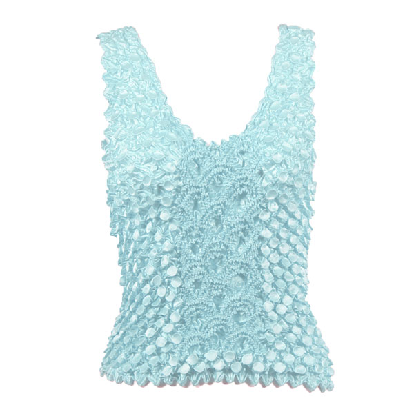 Wholesale Coin Fishscale - Tank Top Ice Blue - One Size (S-XL)