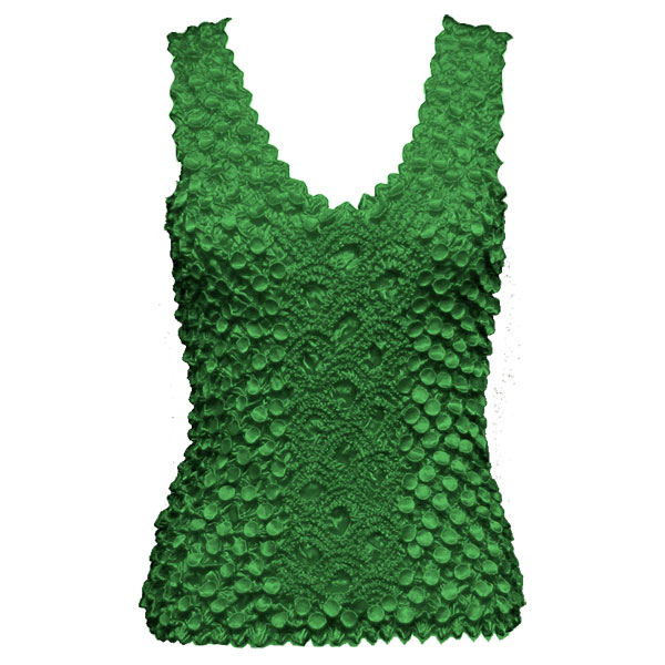 Wholesale Coin Fishscale - Tank Top Kelly Green - One Size (S-XL)