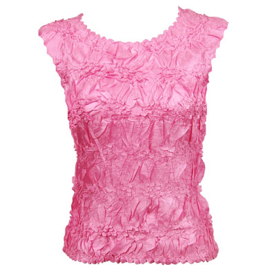 Wholesale Origami - Sleeveless Solid Bubblegum - One Size (S-XL)