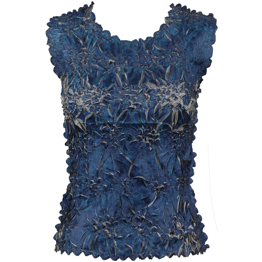 Wholesale Origami - Sleeveless Midnight - Pewter - One Size (S-XL)