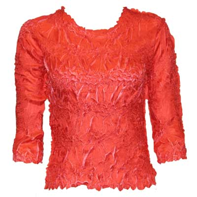 Wholesale Origami - Three Quarter Sleeve Scarlet - Flamingo - One Size (S-XL)