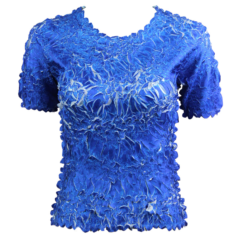 Wholesale Origami - Short Sleeve Royal - Platinum - One Size (S-XL)