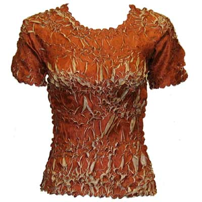 Wholesale Origami - Short Sleeve Paprika - Sand - One Size (S-XL)