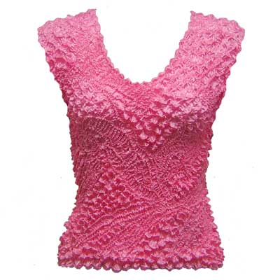 Wholesale Pinpoint Popcorn - Sleeveless Bubblegum (MB) - One Size (S-XL)
