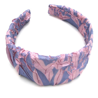 Wholesale Origami Headbands*  Lilac-Carnation -
