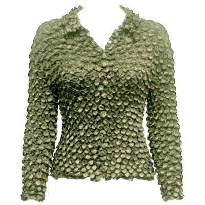 Wholesale Coin Style - Cardigan Sage - One Size (S-XL)