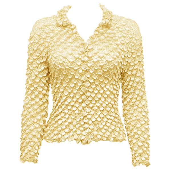 Wholesale Coin Style - Cardigan Vanilla - One Size (S-XL)