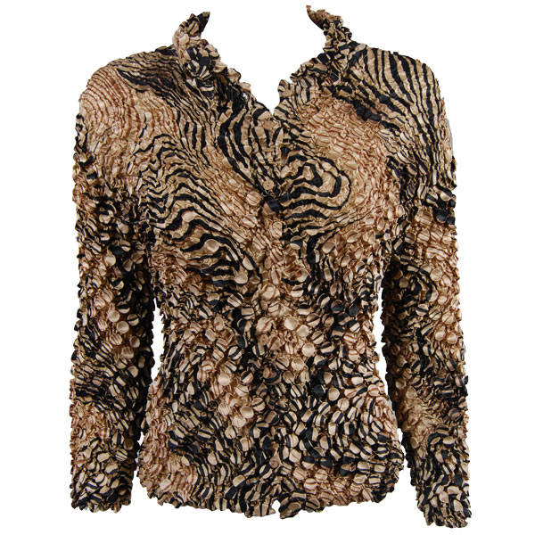 Wholesale Coin Style - Cardigan Swirl Animal - One Size (S-XL)