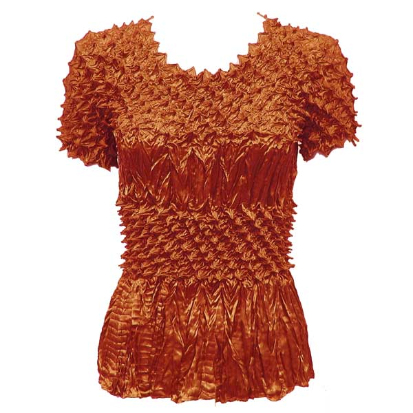 Wholesale Pineapple Spike - Short Sleeve Copper Coin - One Size (S-XL)