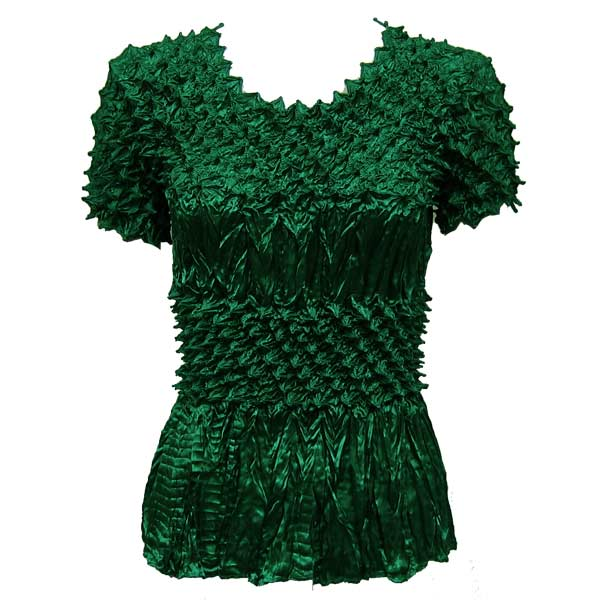 Wholesale Pineapple Spike - Short Sleeve Seagreen - One Size (S-XL)