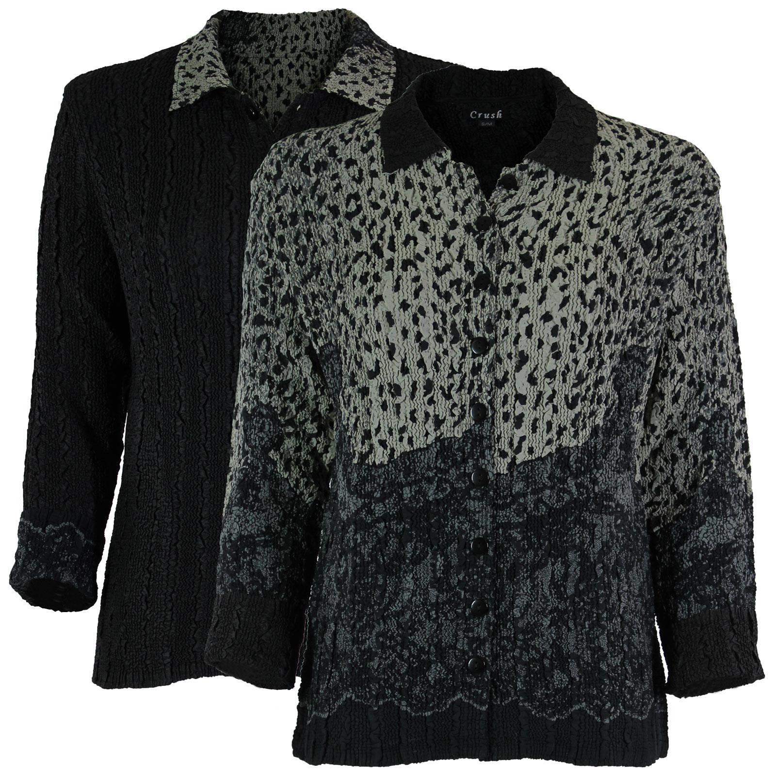 Wholesale Magic Crush - Reversible Jackets #3008 - 1X-2X