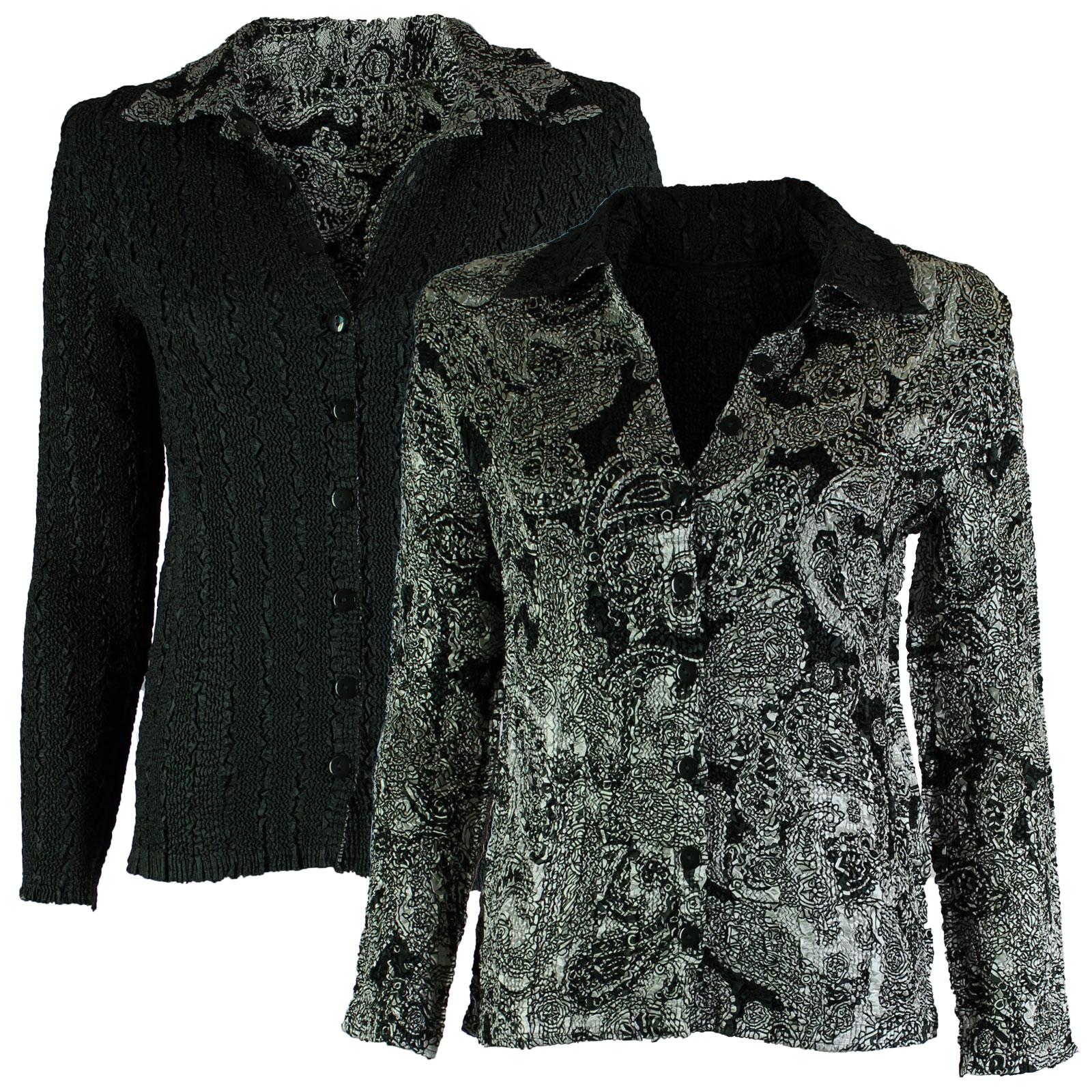 Wholesale Magic Crush - Reversible Jackets #14020 - L-XL